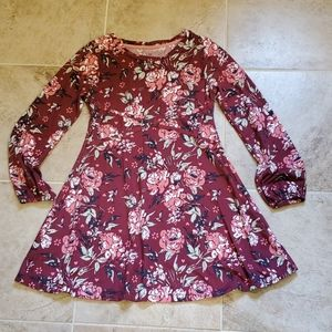 Girl's one step up dress